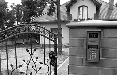 Montaż domofonów - Pułtusk